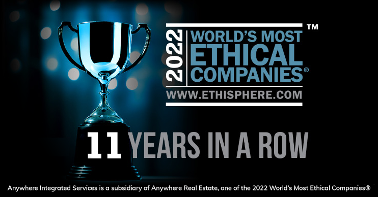 Ethicsphere's worlds most ethical companis 8 years in a row